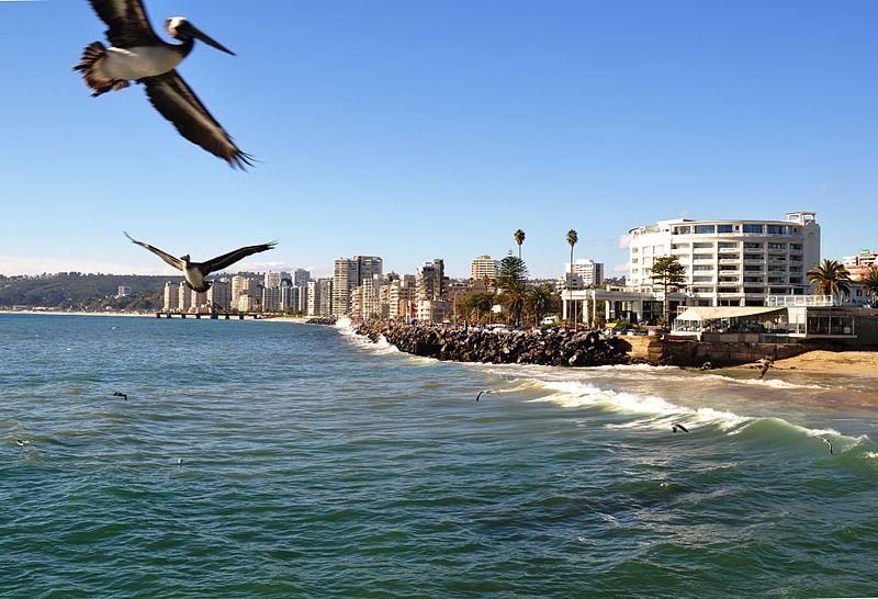 Foto por Roberto Araya Barckhahn via commons.wikimedia.org América do Sul