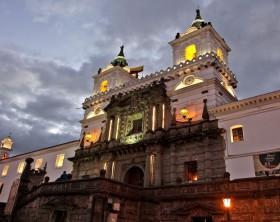 Igreja de São Francisco - Centro Historico - Quito Turismo