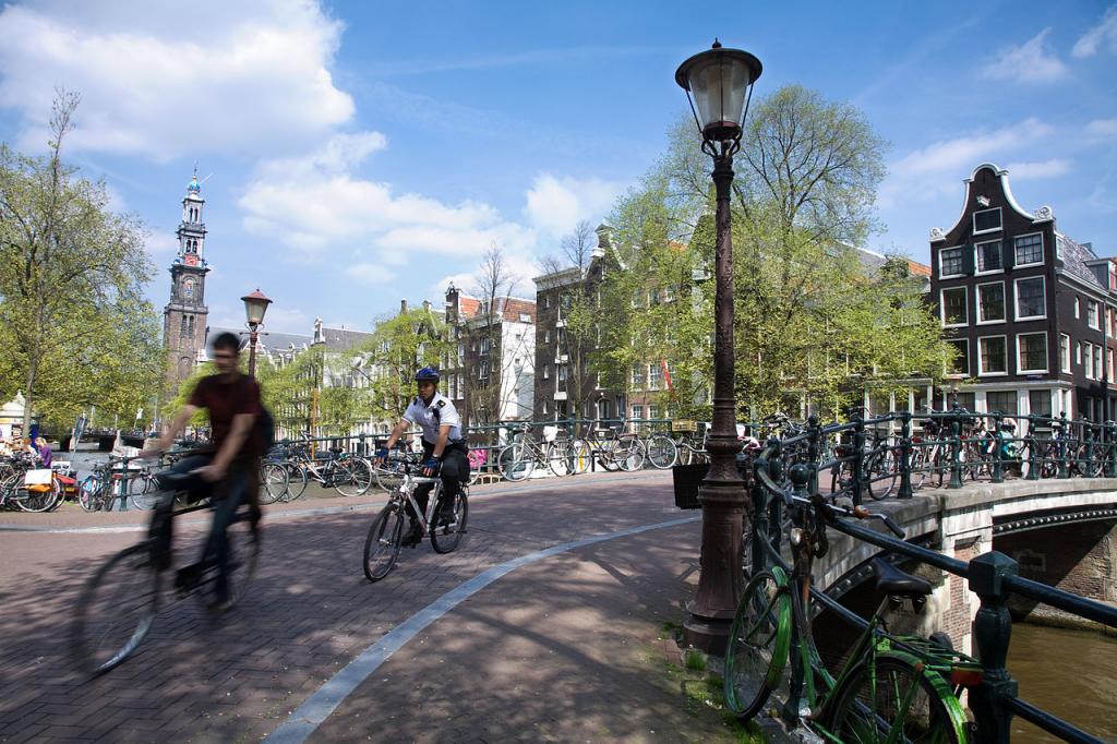 bike amsterdã commons
