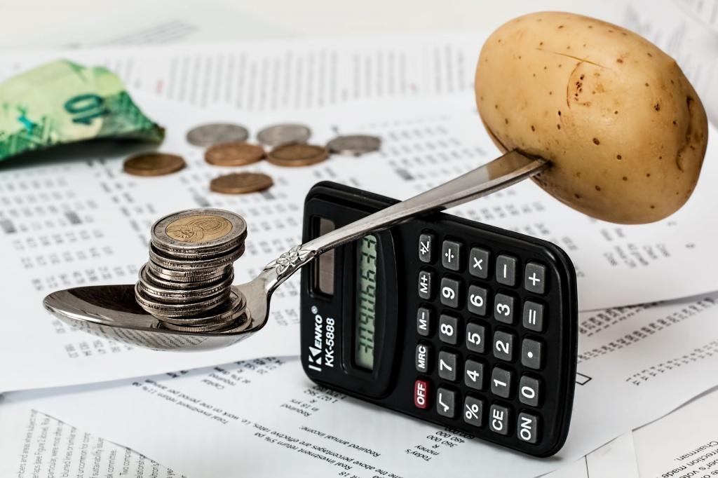 orçamento de viagem pixabay