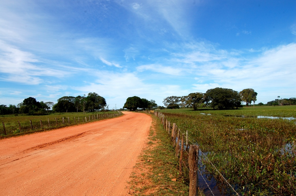 Estrada Transpantaneira - Foto Andressa Volpini Brasil