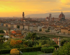 Sunset_over_florence_1 commons