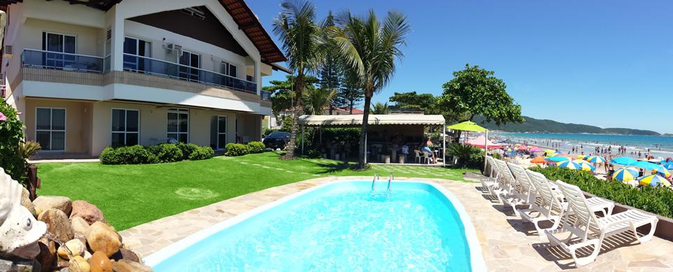 Foto via pousadaviladelmare.com.br