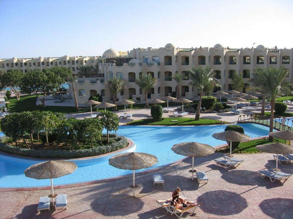 Hurghada Tem Resorts De Luxo E Praias Deslumbrantes Qual