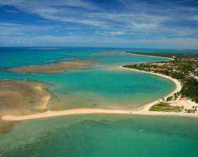 mutá porto seguro divulgação turismo bahia