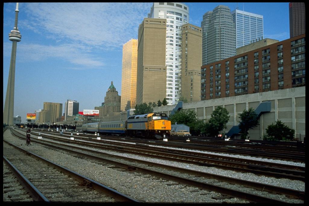 via rail canada divulgação