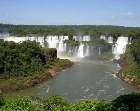 Foz do Igua+ºu - Leonardo Morales -Free imagens