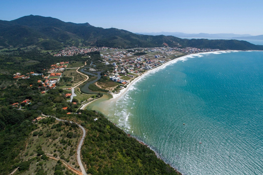 Praia de Palmas SC - Crédito Divulgação (1)