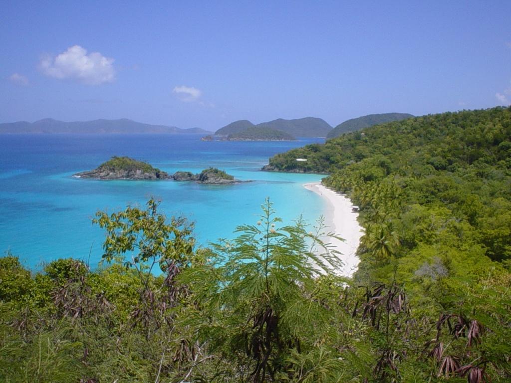 Foto por Johnpaulribaudo via Wikipedia ilhas paradisíacas