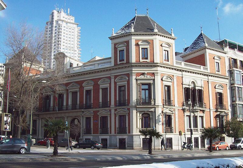 Foto por Luis García via Commons Wikimedia