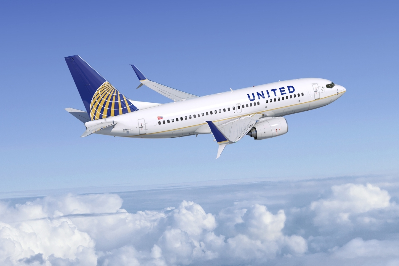 United Airlines to add 25 new Boeing 737-700s (PRNewsFoto/United Airlines)