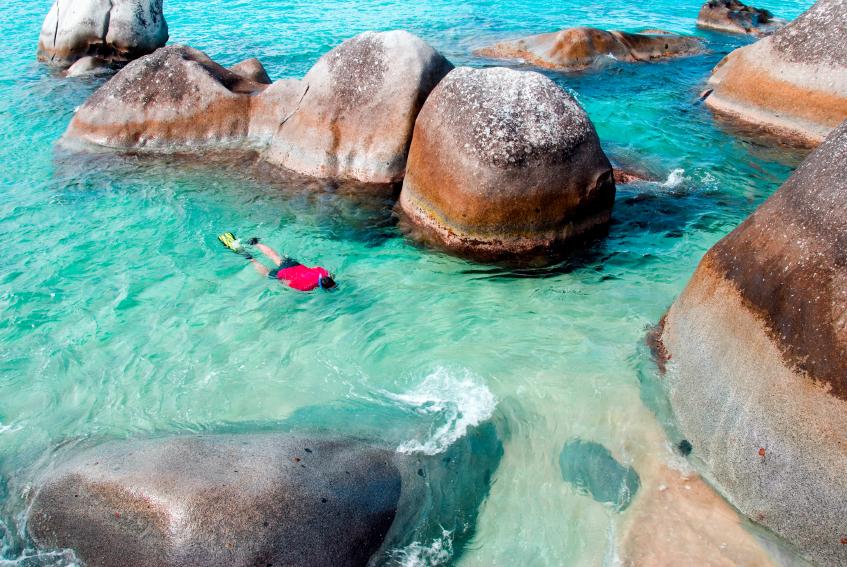 Foto por Istock/ GBlakeley Ilhas Virgens Britânicas