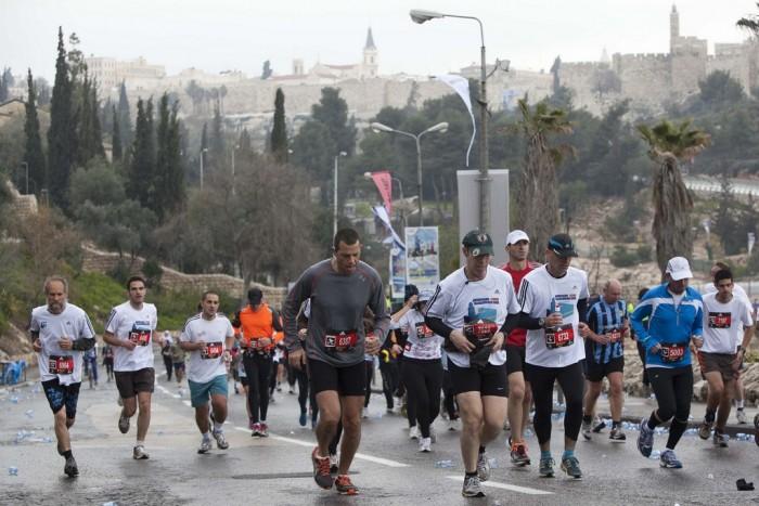 maratona jerusalém 2