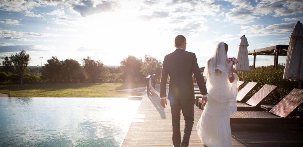 Casamento no hotel Convento do Espinheiro