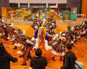 Festival de Quadrilhas Juninas. Foto Gildo Bento