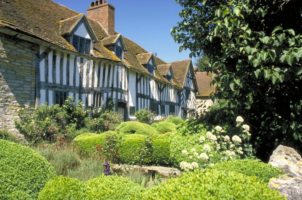 Mary Arden's Farm_The house