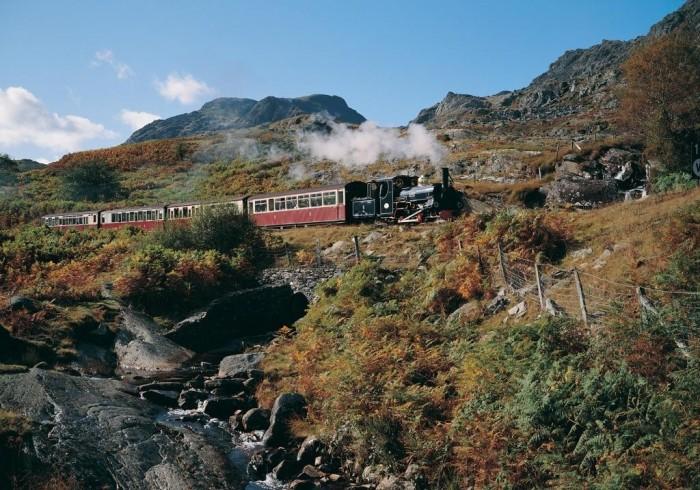 Railway panoramic