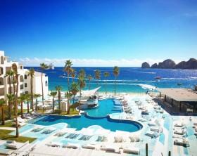 Vista do The Beach Club - Credito Melia