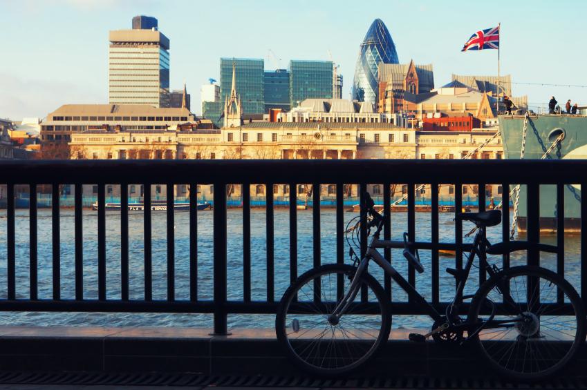 Londres  Foto por VictorGrow via IStock