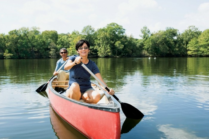 Avalon_Passeio de Canoa no Danúbio