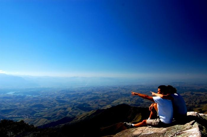 Pico da Bacia.