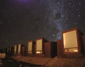 Tierra Atacama - Céu estrelado