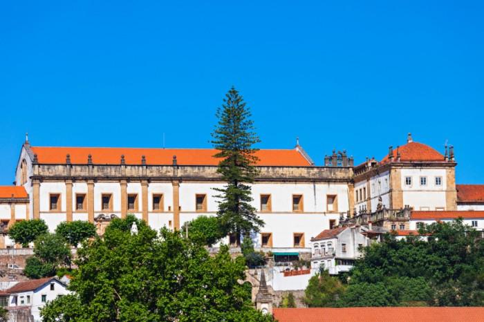 The Monastery of Santa Clara-a-Nova is a monastery in Coimbra, Portugal