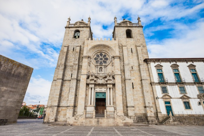 The Porto Cathedral (Se do Porto) is one of the oldest monuments and one of the most important Romanesque monuments in Portugal