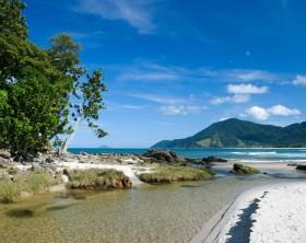 Maresias beach, Brazil