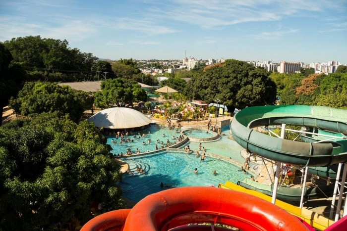Acqua Park diRoma Caldas Novas - - foto Adilson Zavarize