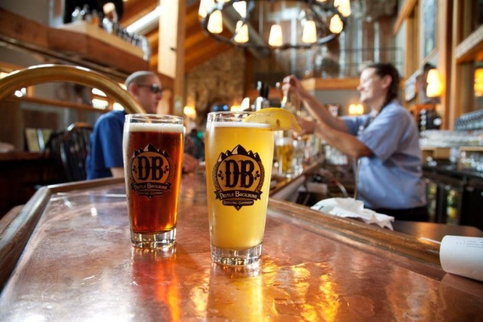 Devil's Backbone Brewing Company and Restaurant-Image Credit Sarah Hauser. Virginia Tourism Corporation