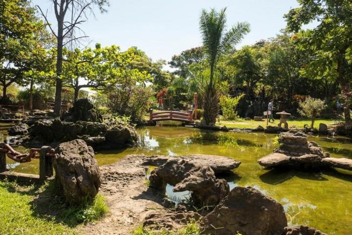 Jardim Japonês Caldas Novas - foto Adilson Zavarize