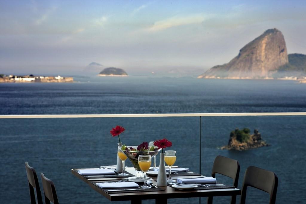 vista do H Niterói hotel