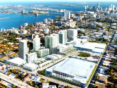 Em uma localização central de Miami, Midtown é um bairro ideal para ser percorrido a pé, com murais de graffiti coloridos e opções gastronômicas atuais e elegantes