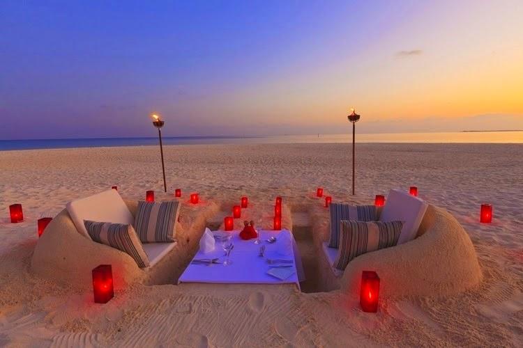 Satay Dinner nas Maldivas, hotel Velassaru | Créditos: divulgação