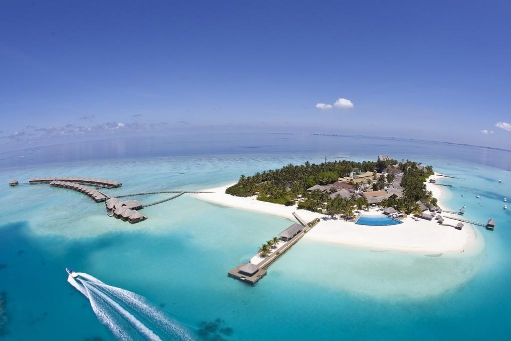 Hotel Velassaru Maldives | Créditos: divulgação
