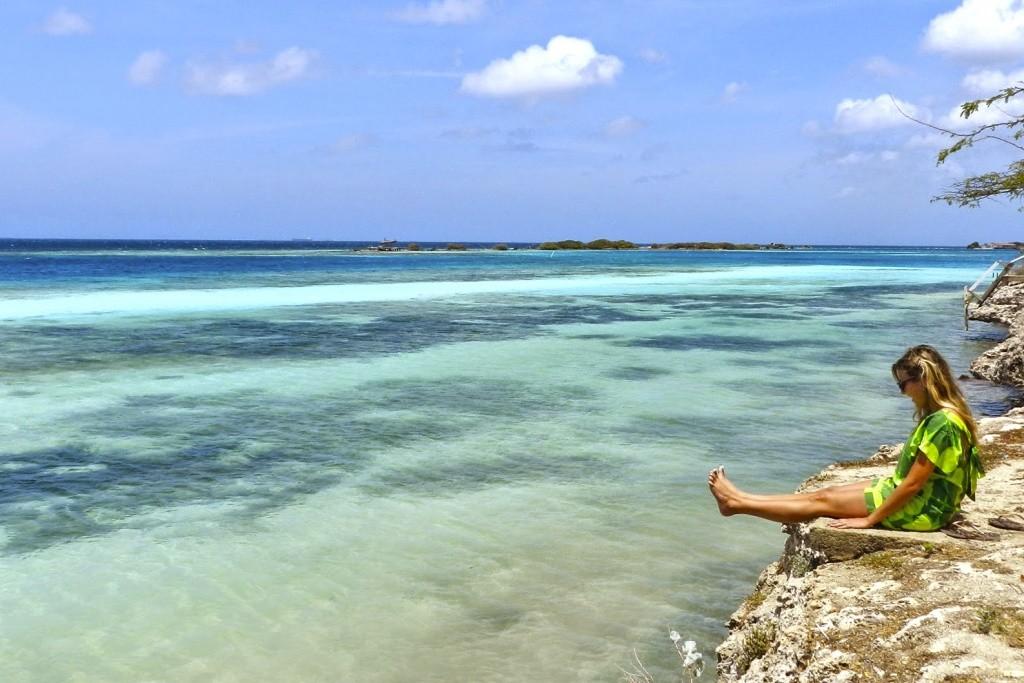 Mangel Halto em Aruba | Créditos: Lala Rebelo
