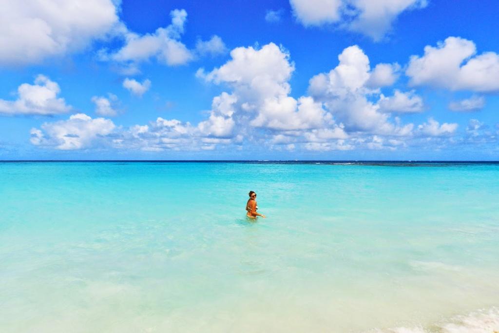 Praia de Shoal Bay em Anguilla | Créditos: Lala Rebelo