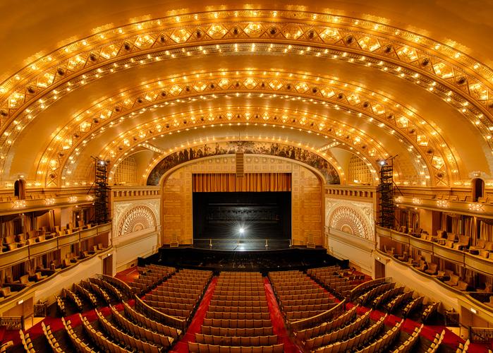 """""""Auditorium Theatre of Roosevelt University in Chicago, Illinois"""""""