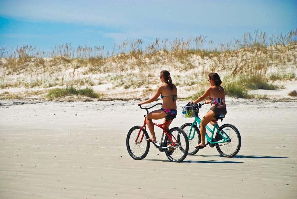 family-st-augustine-beach Divulgação Florida