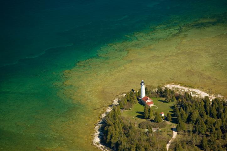 Cana Island Light House