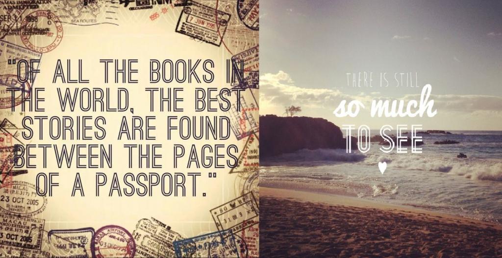 20 Frases De Viagens Inspiradoras Qual Viagem