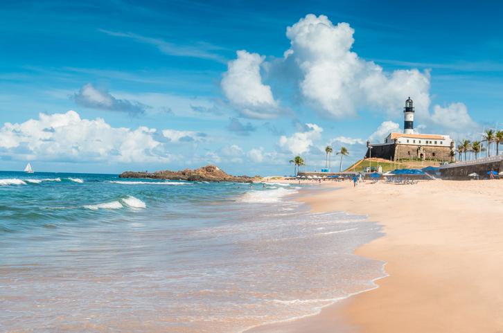 Salvador Beach