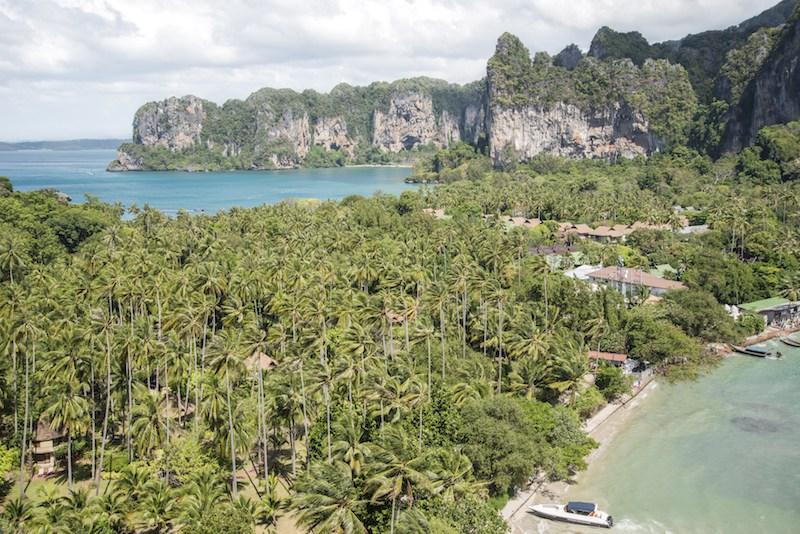 Krabi na Tailândia