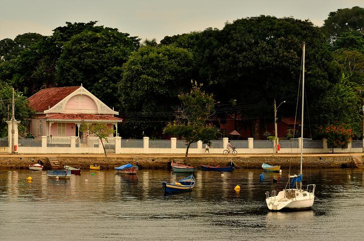 Ilha de Paquet?, cidade do Rio de Janeiro.