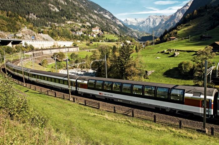 Foto por Divulgação / Turismo da Suíça