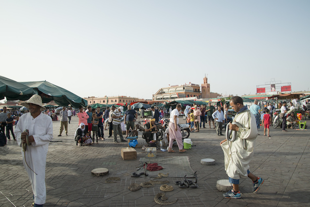 Marrocos por Karina Sell