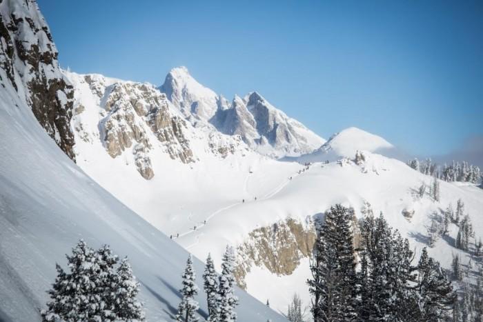 Foto por Divulgação / Jackson Hole Mountain Resort