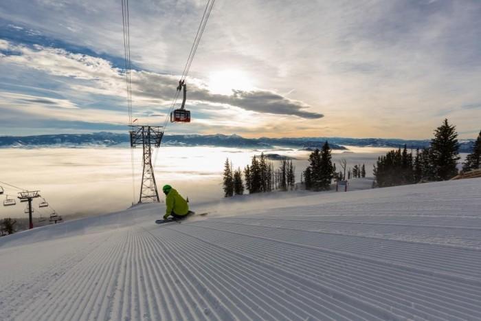 Foto por Divulgação / Jackson Hole Mountain Resort / Eric Seymour