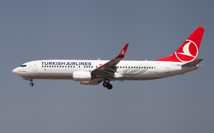 Os voos da Turkish são diretos de SP para Buenos Aires